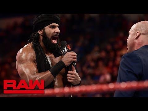 Jinder Mahal joins the Raw roster: Raw, April 16, 2018 thumbnail