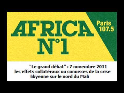 Africa No. 1 Les effets de la crise libyenne sur le nord Mali