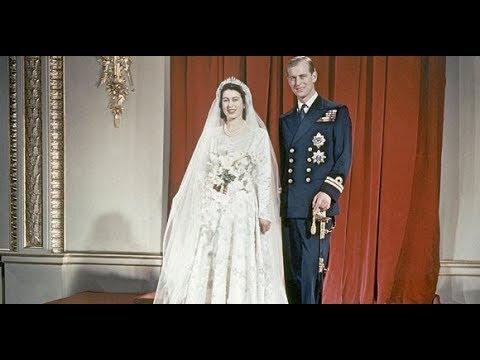 70 лет вместе  Платиновая свадьба Елизаветы 2