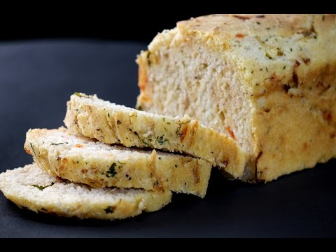 Upma Bread | Sanjeev Kapoor Khazana