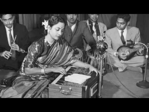 Geeta Dutt : Kaise jaaon paar bataa re : Non-film song