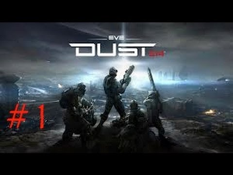 DUST 514 beta Multi player  Part 1 მტვერი