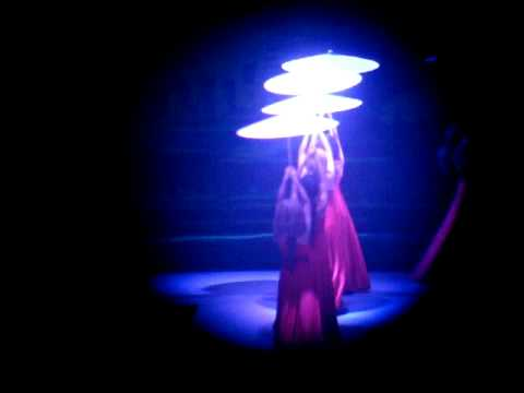 Sarah Brightman concert clips 1