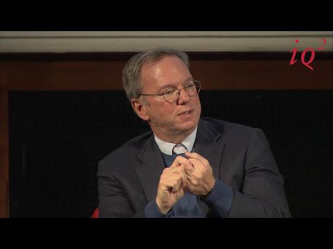 Eric Schmidt on the New Digital Age