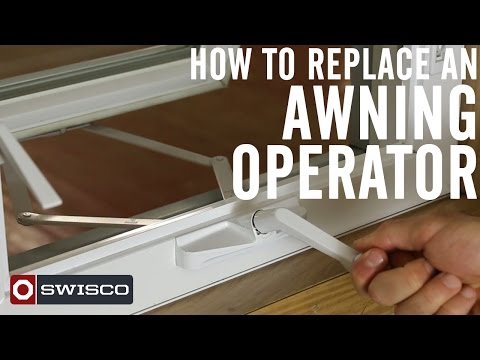 How to Replace an Awning Operator [1080p]