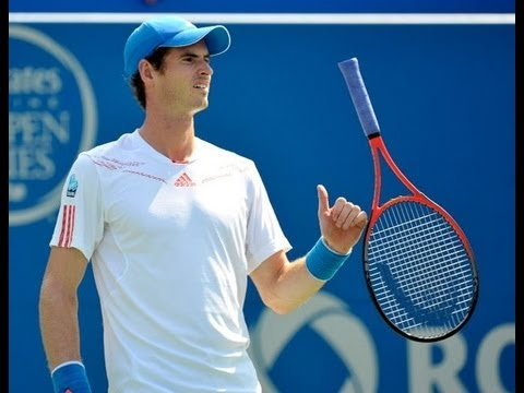 Olympic Champ Andy Murray withdraws from Rogers Cup