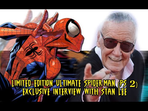 Ultimate Spider-Man: Exclusive Interview with Stan Lee