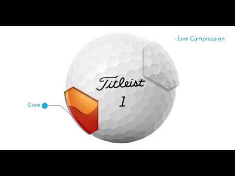 Titleist 2018 AVX Golf Balls