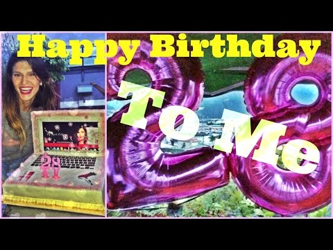 Happy Birthday To Me video