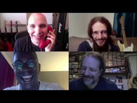 Joe Satriani, Tosin Abasi, Guthrie Govan - G4 Experience Video Roundtable video