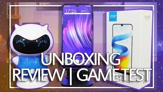 VIVO V11i | Unboxing / Review / Game Test | Budget Smartphone in 2018?