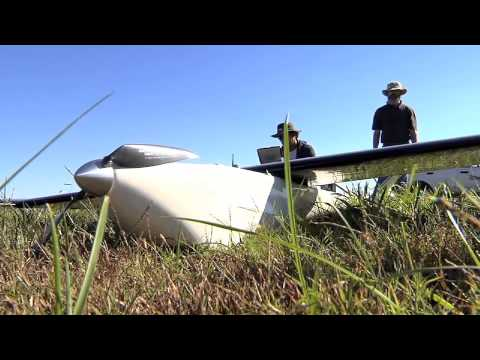 Agricultural UAV Research at the College of Forest Resources and GRI