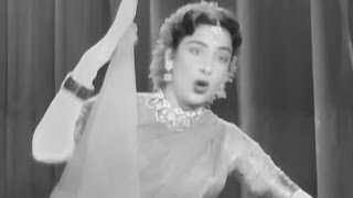 Nargis & Raj Kapoor Superhit Romantic Song Jahan Main Jaati Hoon - Superhit Movie  Chori Chori