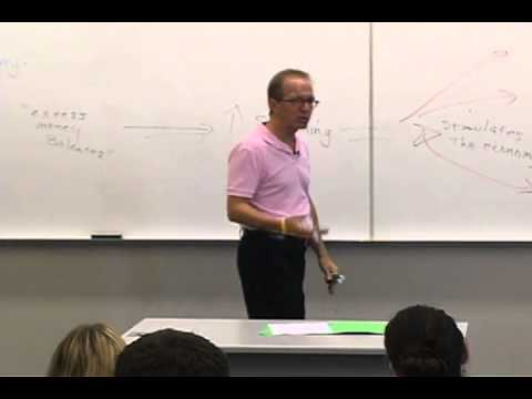 Money and Banking: Lecture 1 - Money and the Economy