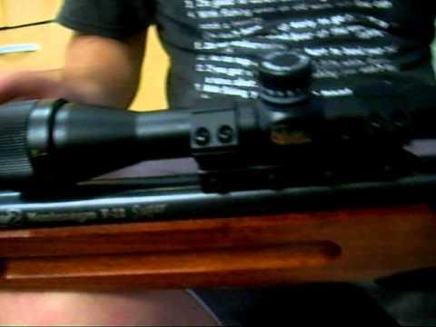MEBO - Carabina de pressão CBC Montenegro F22