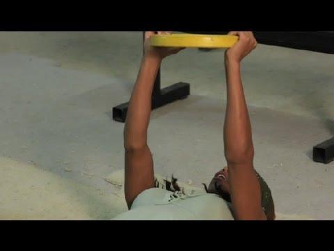 Aerobics & Hand Weights : Weightlifting Tips