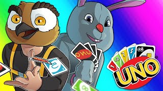 Download Lagu Uno Funny Moments - Team Games and AL DUSTY Wrecks Us! Gratis STAFABAND