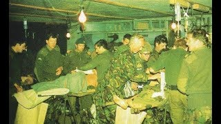 Falklands Combat Medics 2012   YouTube
