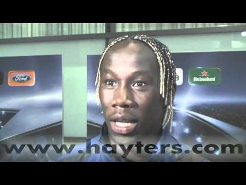 Bacary Sagna Interview 15-Sep-10
