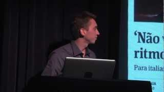"Zeitgeist Day 2013: Federico Pistono | ""Freedom from Work & Social Evolution"" [Part 5 of 11]"