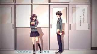 [附中譯]┗|∵|┓ヤキモチの答え-another story-/HoneyWorks feat.初音ミク