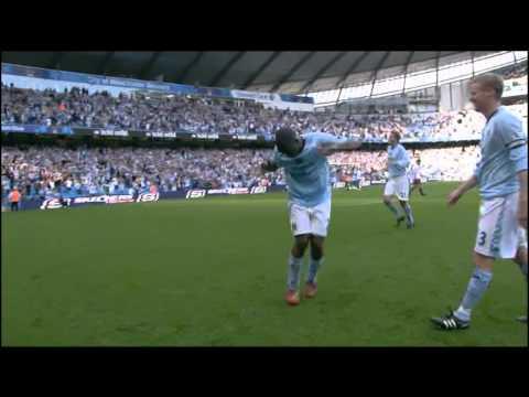 Manchester City 3-0 West Ham Utd [HD]