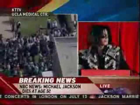 Michael Jackson dead RIP 1958...2009