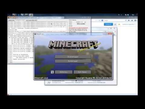 Como descargar minecraft 1.6.1 pirata actualizable