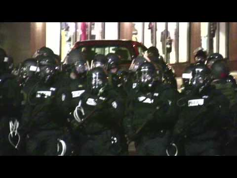 G20 2009: Police Attack Students at University of Pittsburgh