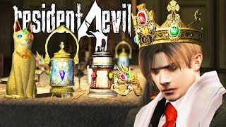 All COMBINABLE Treasures - Resident Evil 4