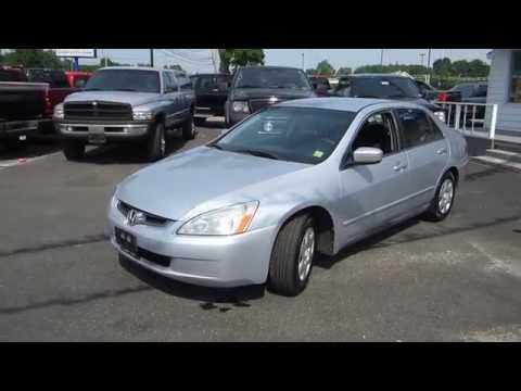 2005 Honda Accord LX Startup. Engine. Full Tour & Overview