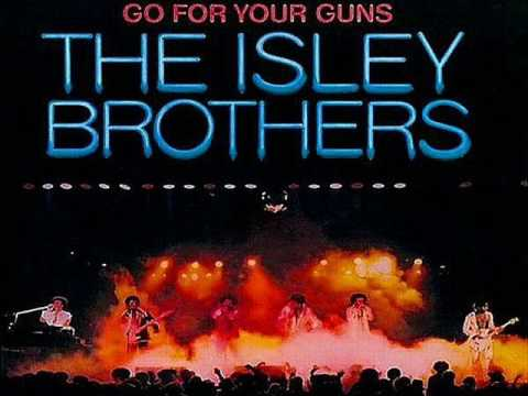 Isley Brothers - Footsteps In The Dark