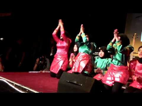 Artchipelago 2011: Tari Saman Aceh video