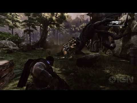 Gears of War 3 Demo - IGN Live E3 2010