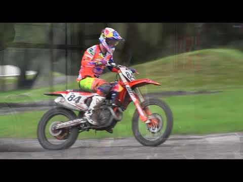 Jeffrey Herlings training at Bakers Factory in Florida