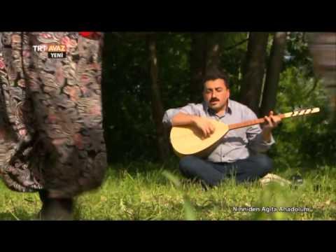 Yürü Güzel Yürü Semahı - Sezgin Usta - Ninniden Ağıta - Amasya - TRT Avaz