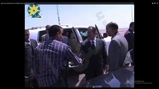 بالفيديو: وزير الداخلية يتفقد القوات المشاركة فى تأمين القمة العربية بشرم الشيخ