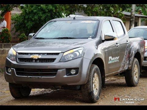 Nueva Chevrolet D-Max 2014 en Colombia - Lanzamiento Oficial