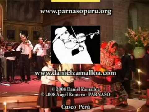 Daniel Zamalloa• SAQSAYWAMANPI • Violin Vernacular del Perú