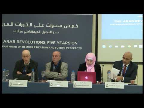 The Arab Revolutions : Five Years On - Day 2 Aud A S1 Arab Political Movements & Revolutions 1