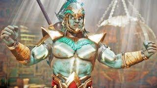 Mortal Kombat 11: História do Kotal Kahn