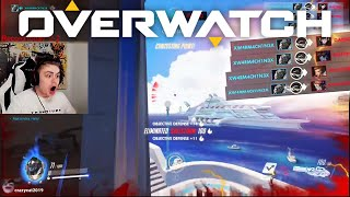 Overwatch MOST VIEWED Twitch Clips of The Week! #69