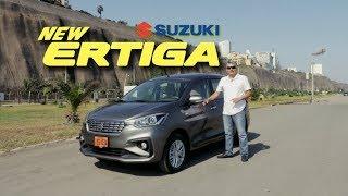TEST DRIVE / NUEVA SUZUKI ERTIGA 2019 / DERCO / CARLOS PALOMINO