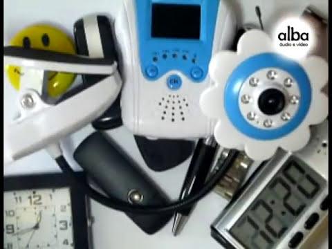 CANETA ESPIÃ 6 em 1 - Filma, fotograva, é gravador de áudio, etc - Alba eletrônicos