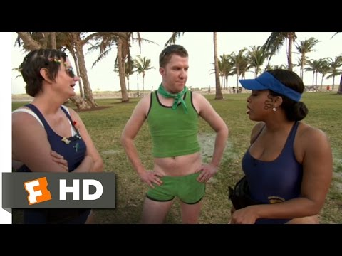 Reno 911!: Miami (7/10) Movie CLIP - Terry's Lewd Behavior (2007) HD