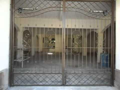 Puertas automaticas forja youtube for Puertas de herreria forjada