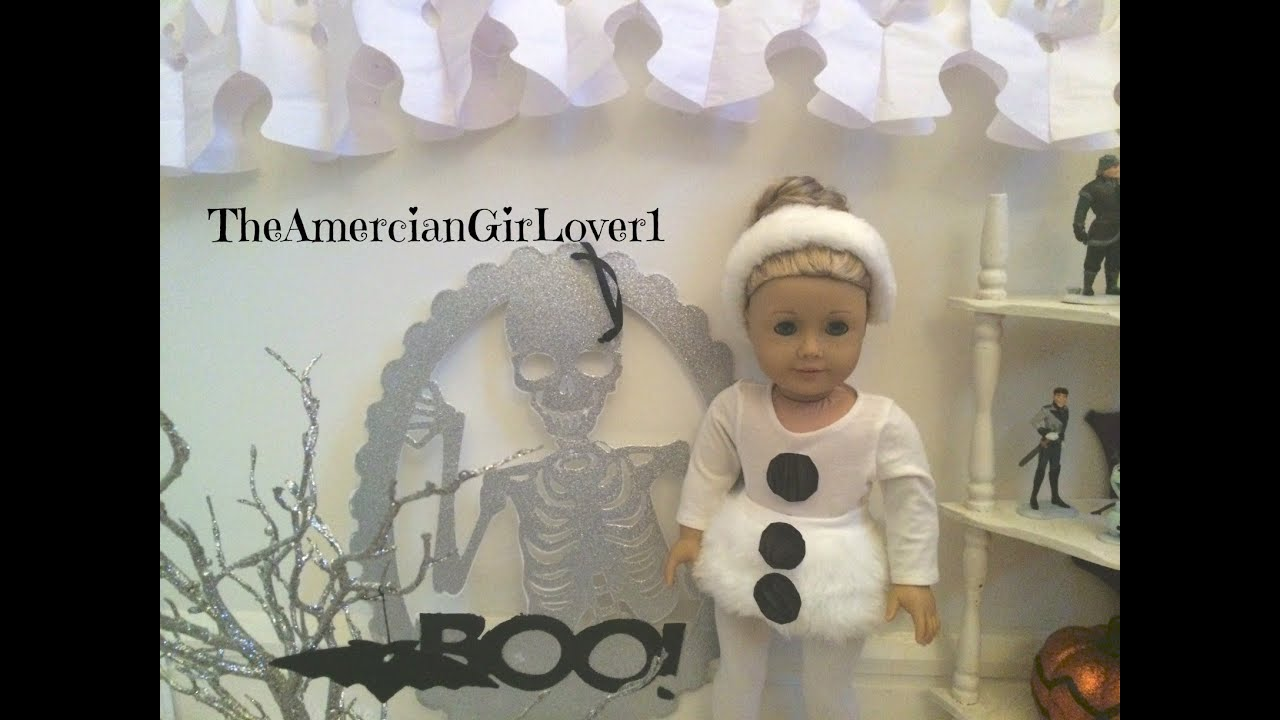 American Girl Doll Costumes For Kids How to Make American Girl Doll