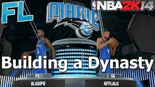 NBA 2K14 MyGM Ep. 1: Building a Dynasty