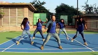 Swag Se Swagat song Zumba choreography by ZSTARS