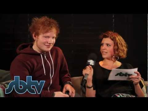 SBTV: Ed Sheeran Interview &#8211; pre [+] album launch